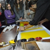 Workshop de grafică